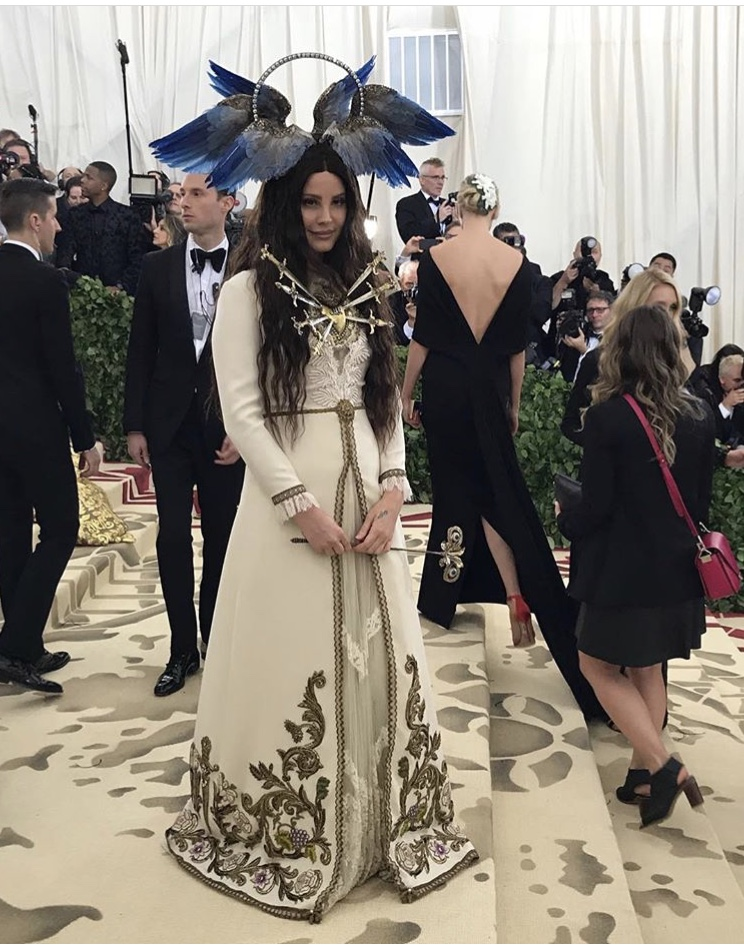 Lana Del Rey, The Met Gala and Gucci!